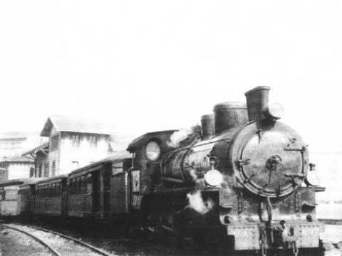 Inmobiliaria Goncasa - Tren de madera del F.C. Vasco-Asturiano - Inmobiliaria Goncasa
