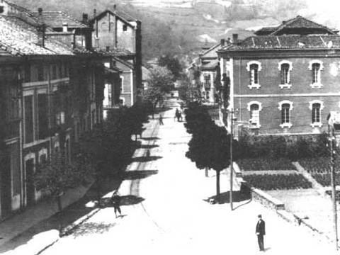 Inmobiliaria Goncasa - La calle Manuel Llaneza - Inmobiliaria Goncasa