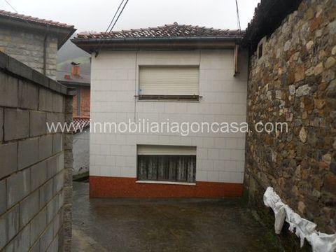 Inmobiliaria Goncasa - REF 825 UJO - MIERES - Inmobiliaria Goncasa
